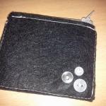 Porte monnaie - 8€
