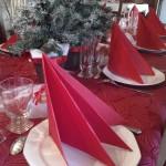 Noël 2012 - Serviette