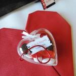 Pliage serviette - Ballotin de dragées